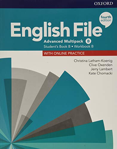 English File 4th Edition Advanced. Student's Book Multipack B (English File Fourth Edition)