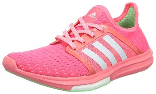 adidas - CC Sonic Boost W - B44518 - Farbe: Weiß-Rosa - Größe: 37 1/3 EU