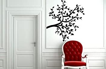 tree silhouette tattoo