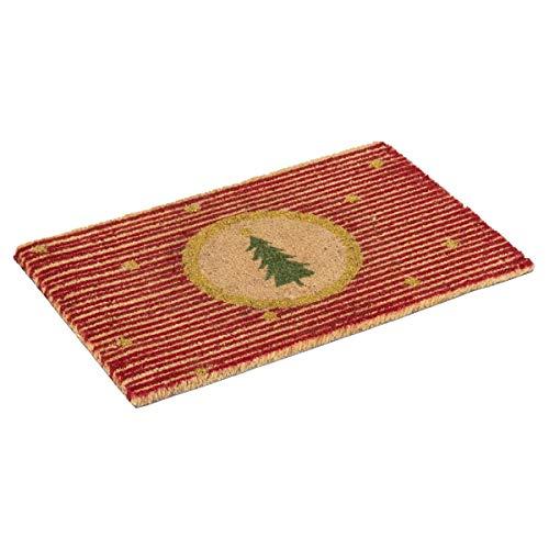 Pureday miaVILLA Kokos-Fußmatte Stripe - Kokosfasern