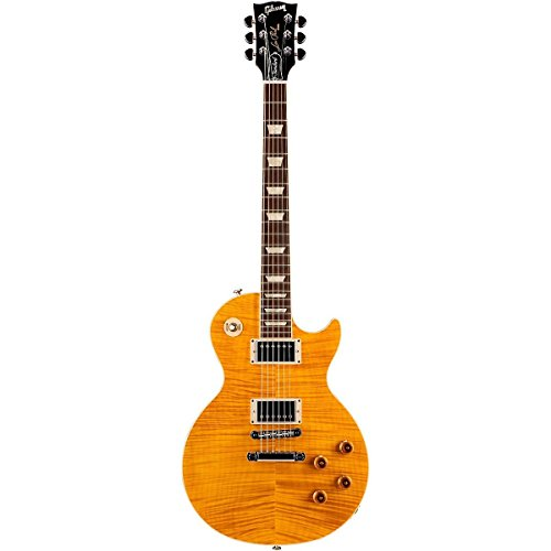 Gibson Les Paul Standard 2016 T - Translucent Amber