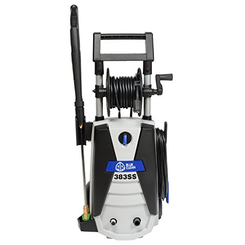 AR ANNOVI REVERBERI Annovi Reverberi, AR383SS AR Clean 1, 900 psi Electric Pressure Washer, Blue