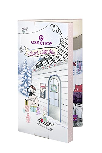 Unbekannt Essence Adventskalender 2017 Make Up Beauty Kosmetik Weihnachtskalender NEU