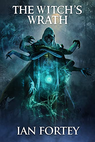The Witch's Wrath: Supernatural Suspense Thriller with Ghosts (Jigsaw of Souls Series Book 2)