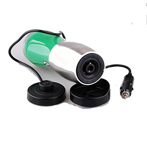 Ruirui-Ventouses en Acier Inoxydable, véhicule d'Entreprise pour Mettre Les Tasses de Voiture, Tasses de Voyage, Voiture électrique Coupe, Green