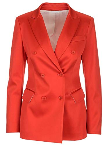 Luxury Fashion | P.a.r.o.s.h. Dames ALICED420021X009 Rood Polyester Blazers | Lente-zomer 20