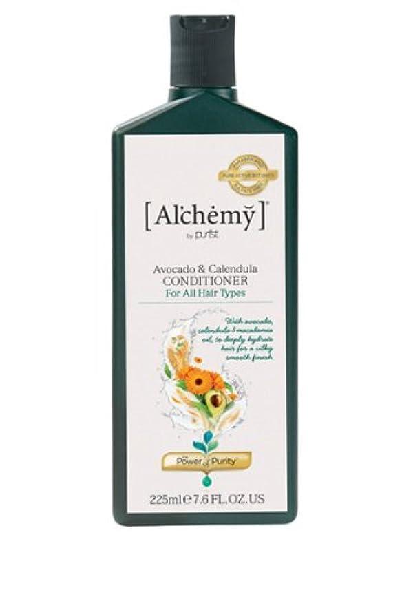 順番卵計り知れない【Al'chemy(alchemy)】アルケミー アボカド&カレデュラ コンディショナー(Avocado&Calendula Conditioner)(ドライ&ロングヘア用)225ml
