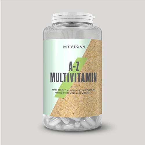 My Protein Vegan AZ Multivitamin 60 Capsules