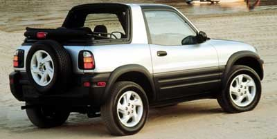 Amazon.com: 1999 Toyota RAV4 Reviews, Images, and Specs