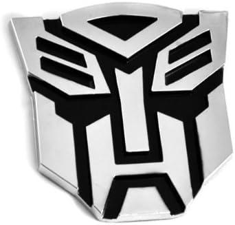 Transformers car decals