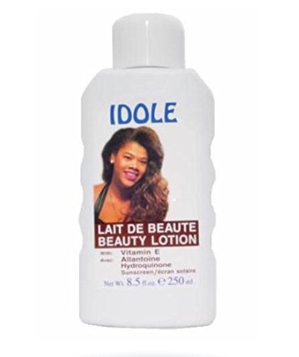Idole Beauty Lotion with Vitamin E 250ml / 8.5 oz
