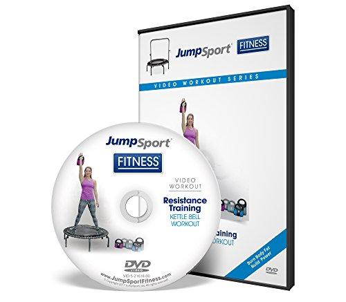 JumpSport Resistance Training - Kettle Bell -...