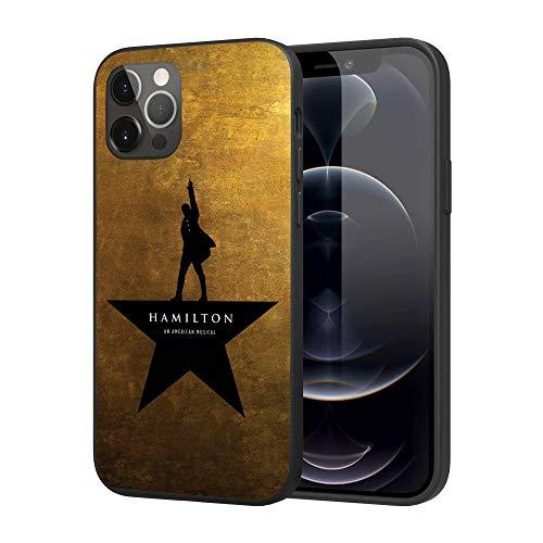 iPhone 12 Case iPhone 12 Pro Case, Cover iPhone Case Basic Case,6.1 inch(Hamilton)