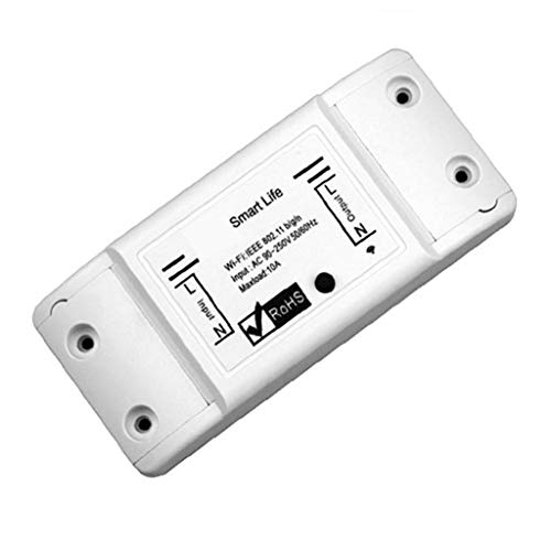 Wifi Remoto Smart Control De Encendido Y Apagado De Dispositivos Wi-fi Smart Switch De Suministros Del Ministerio Del Interior Del Dormitorio Instrumentación