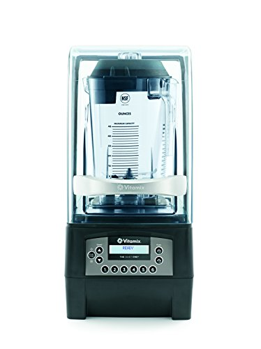 Vitamix 36019 36019-1 Vita-Mix Quiet One Blender 48 oz, Black