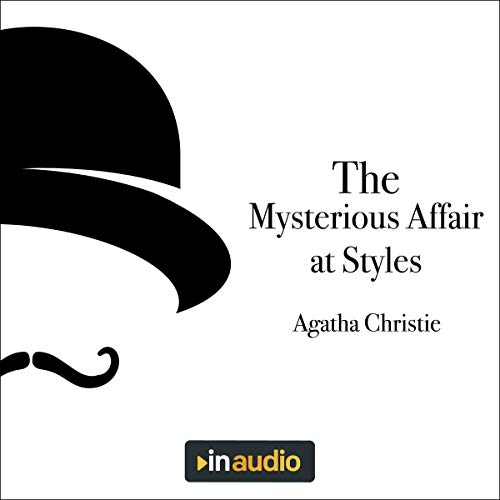 『The Mysterious Affair at Styles』のカバーアート