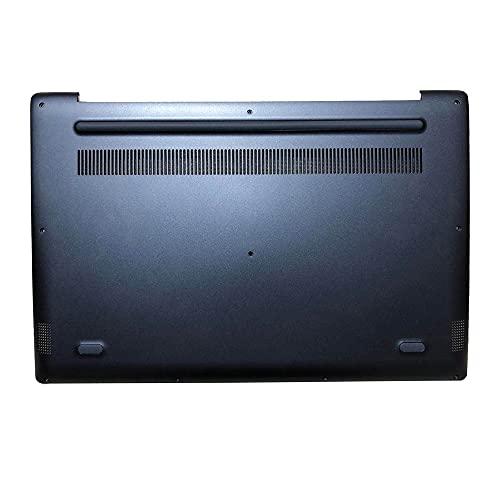 fqparts Cubierta Inferior de la Caja del Ordenador portátil D Shell para Lenovo ideapad 320S-15ABR 320S-15AST 320S-15IKB 320S-15ISK Color Negro