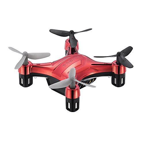 Propel Maximum VL-3512 X01 Red Micro Drone