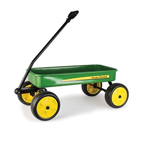 "TOMY John Deere 28"" Steel Wagon"