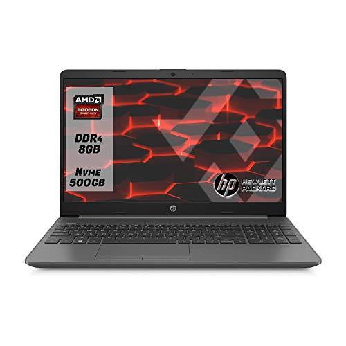 "HP 255 G7 SSD Notebook PC portatile 15.6"",Cpu Amd A6 3050U, fino a 3,20 GHz Burst Mode 8 GB DDR4 , SSD m.2 500GB , Bluetooth, WIFI, Dvd-Cd rw,[Layout Italiano] Win10 Pro"