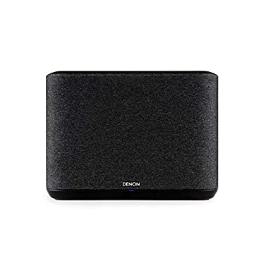 Denon Home 250 Wireless Speaker (2020 Model) | HEOS Built-in, AirPlay 2, and Bluetooth | Alexa Compatible | Stunning Design | Black