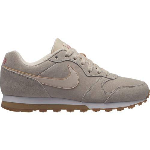 Nike MD Runner 2 Se, Zapatillas de Running para Mujer, Multicolor (Guava Ice/Guava Ice/Red Orbit 801), 35.5 EU