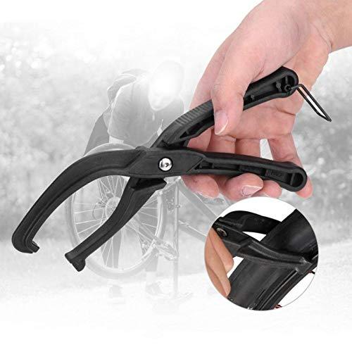 SONK con removedor de Llantas de Mango único, Conveniente Herramienta de reparación de Llantas de Bicicleta, plástico Duradero, para Llantas de Bicicleta