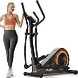 NICEDAY Elliptical Training Machine Magnetic Cross Trainer Cardio Workout Exercise Bike