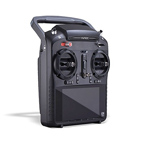 Yuneec Sender ST10 Typhoon Q500 4K Black Edition 5.8 GHz WiFi Live-Videostream 5.5 Zoll