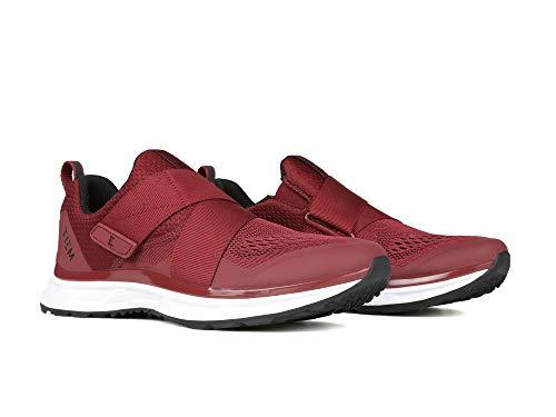 TIEM Slipstream - Merlot - Indoor Cycling Shoe, SPD Compatible (Women's Size 7.5)