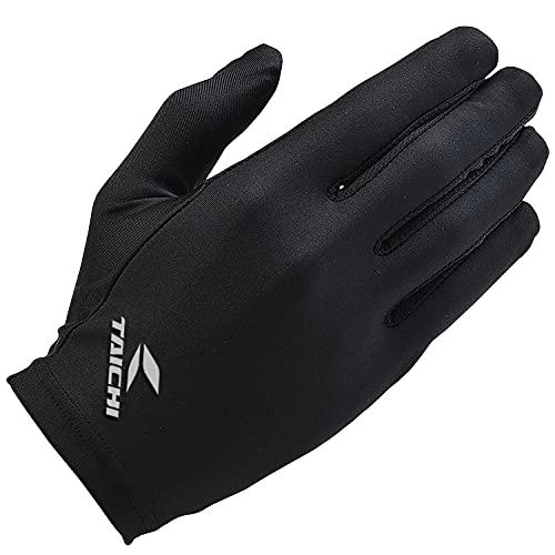 RSタイチ(アールエスタイチ) クールライド インナーグローブ 吸汗速乾 ブラック S/M [RST129]