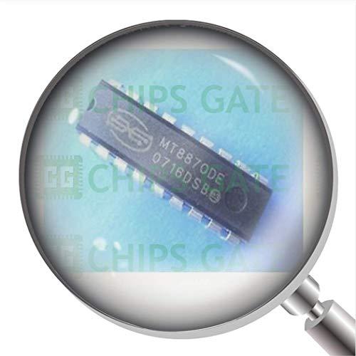 50 decodificadores Dtmf Ic Mitel Dip-18 MT8870DE
