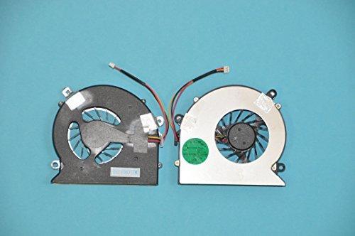 CPU/tarjeta gráfica ventilador/Ventilador FAN cooler para IBM Lenovo IdeaPad, E41, E42, G430, K41, K41A, K42, Y430, Y530
