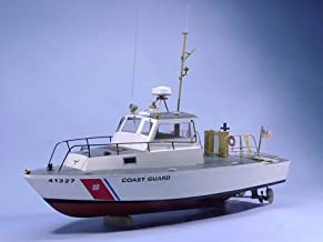 Dumas US Coast Guard Utility Boat Wooden Boat Kit