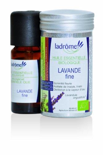 Ladrome Lavendel Olie Bio, 10 ml