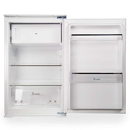 KKT KOLBE Einbau-Kühlschrank/Mit Gefrierfach/Umweltfreundlich,88cm Höhe / 118 l/Automatikmodus/Türanschlag wechselbar / KS8803G