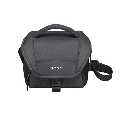 Sony LCS-U11 Custodia morbida per fotocamera o videocamera, Nero