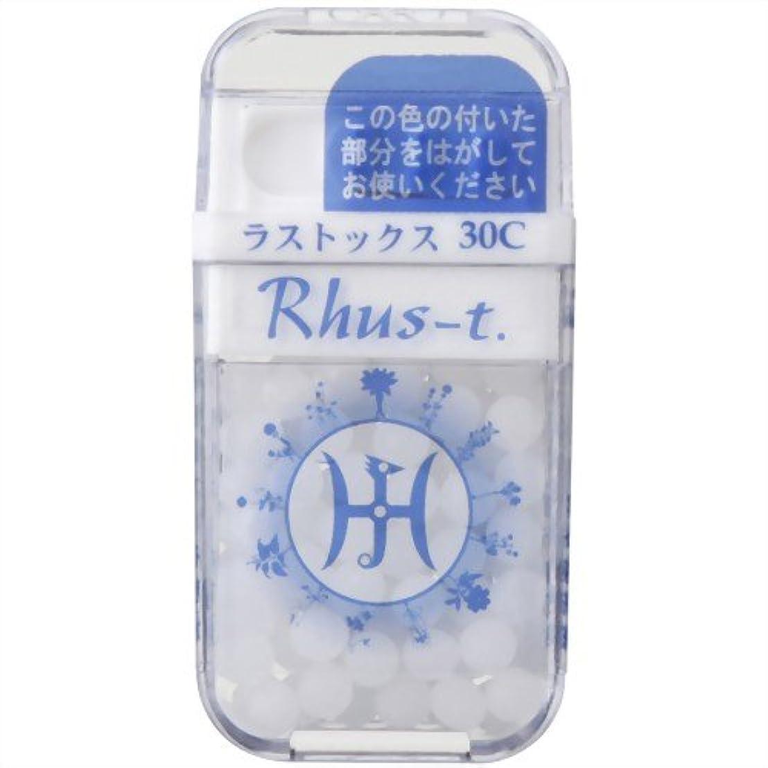 固執でもさまようホメオパシージャパンレメディー Rhus-t.  ラストックス 30C (大ビン)