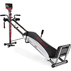 Weider Ultimate Body Works vs Total Gym 1400 Deluxe Bench