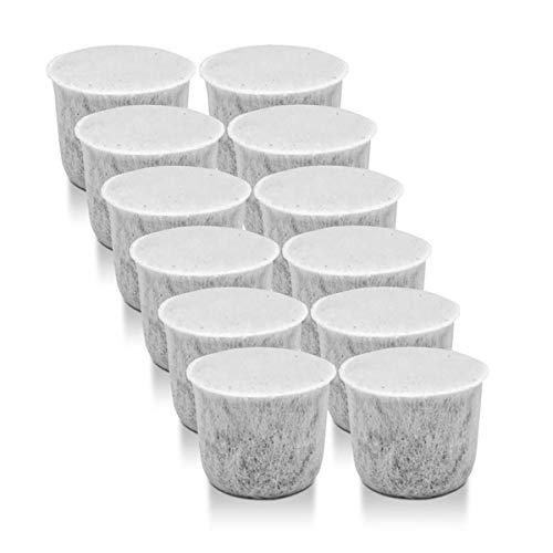 3x WMF Wasserfilter Aktivkohle für KaffeePadmaschinen