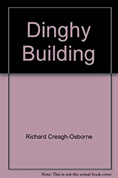Dinghy building 0828600732 Book Cover
