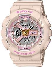 [カシオ] 腕時計 ベビージー ピカチュウコラボレーションモデル BA-110PKC-4AJR レディース ピンク
