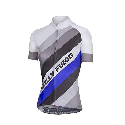 Uglyfrog 2019 Bike Wear Ciclismo Mujeres Mountain Bike Jersey Camisetas Manga Corta Carreras Ropa de Puerta Sport MTB Ropa Verano