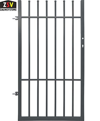 Valla de puerta individual Henry, de doble puerta, galvaniza