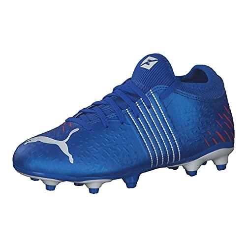 Puma Future Z 4.2 FG/AG J, Zapatillas de fútbol, Bluemazing-S, 33 EU
