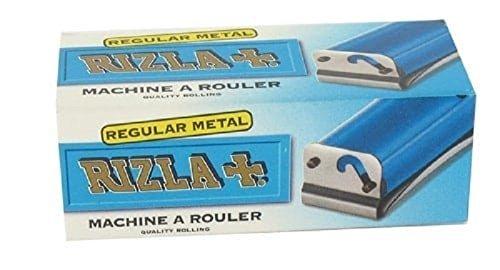 RIZLA Macchinetta per Sigarette, Multicolore, Taglia Unica