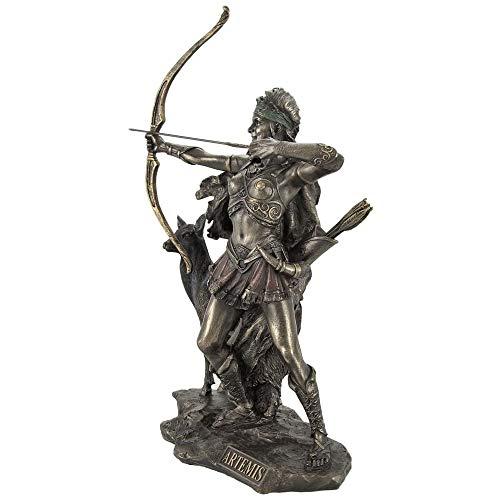 Veronese Collection Dekoration Figur, Dekoratives Ornament, Handwerk Einzigartiges, Hauptdekoration für Zuhause, Schlafzimmer und Büro