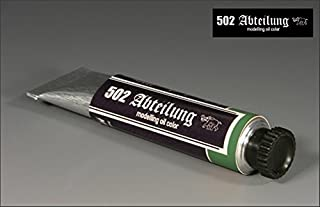 Mig Productions 502 Abteilung Oils Colors - Faded Green #ABT-040