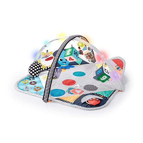 Baby Einstein Sensory Play Space Newborn-to-Toddler Discovery G