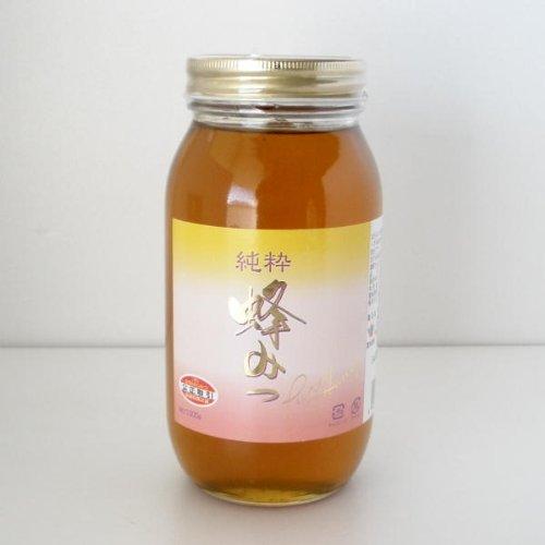 マルミ 純粋蜂みつ ピュアハニー 中国産1000g 1ケース(12個)